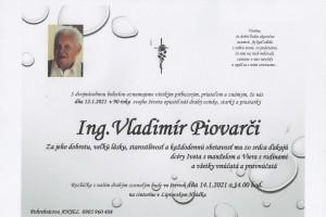 Parte Vladimír Piovarči